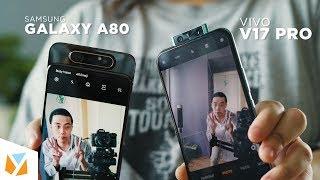 Vivo V17 Pro vs Samsung Galaxy A80 Comparison Review