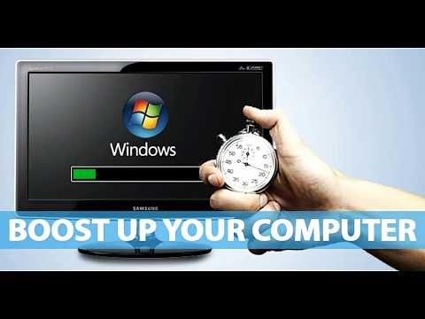 How to make your pc/laptop run faster without software