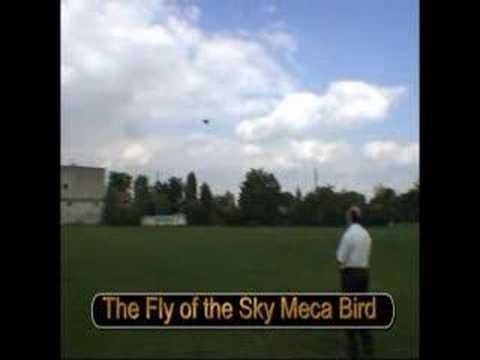 SKY MECA BIRD test