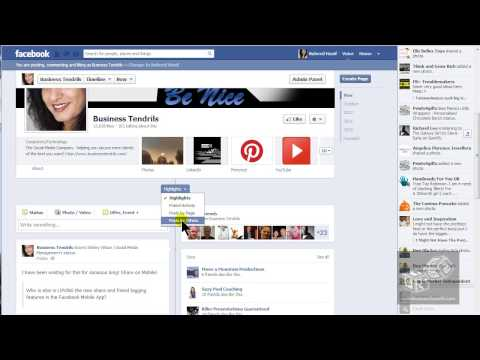 Remove unwanted Posts on your Facebook Page in 60 seconds