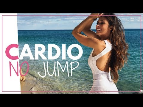 Do you want to lose weight without jumping? Try this 15 Minute Cardio