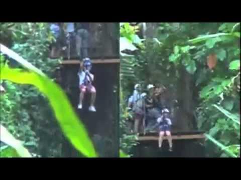 Zip Line Tour Costa Rica