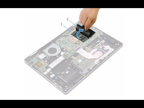 How to  disassemble Dell Inspiron 13 - 7375