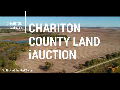 Missouri Farmland iAuction – Chariton County
