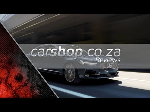 The New Volvo S90 Debuts In SA | Carshop Drive #38