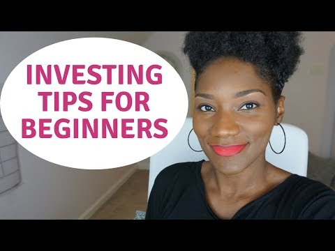 Money Management Monday   How I Invest My Money   Tips for Beginning Investors   FrugalChicLife