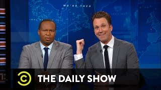 How to Navigate Race-Based Humor: The Daily Show