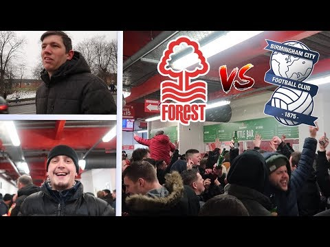 NOTTINGHAM FOREST 2-1 BIRMINGHAM CITY 03/03/2018 | THE FINAL NAIL IN THE COFFIN