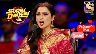 Rekha जी हुए Vaishnavi के Fan! | Super Dancer | Valentine's Day Special 2021
