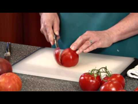 Chop and Store Tomatoes Like a Pro