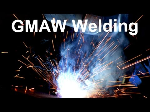 GMAW Welding And How The MIG Welding Process Can Help You Create Amazing Projects With Ease