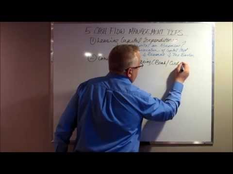 Five B2B Cash Flow Management Strategies: Business Capital & Financing