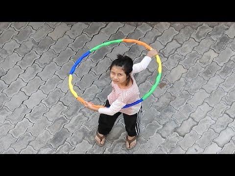 How to play Hula Hoop - कैसे खेलें हुला हुप