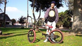 BMX - TONY MALOUF BIKE CHECK