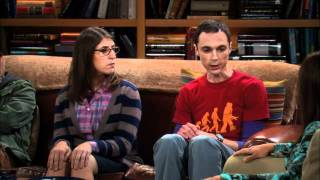 The Big Bang Theory - Sheldon: No Different From Any Man