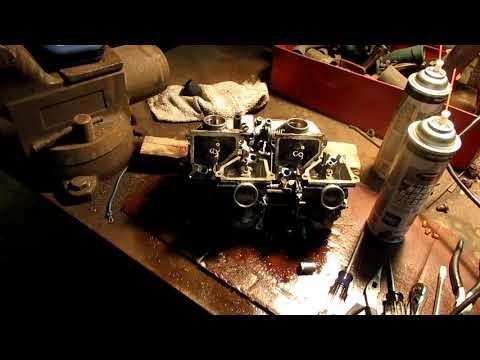 Yamaha G1 Part 31: Honda Carburetor Rebuild