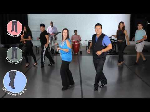 Five(ish) Minute Dance Lesson: Salsa