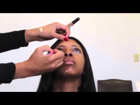 Atlanta Wedding Makeup Artist  Oh Brides! Magazine Feature