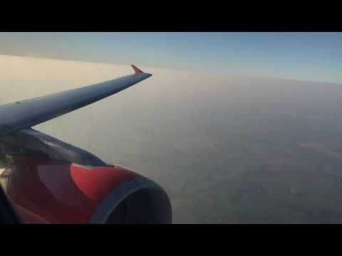 easyJet Airbus A320-214 | London Luton to Rome *Full Flight*