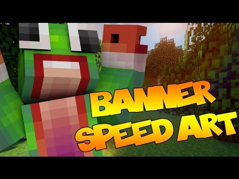 UnspeakableGaming Channel Banner - Speed Art