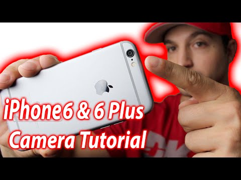 How To Use The iPhone 6 & 6 Plus Camera - Full Tutorial, Tips and Settings