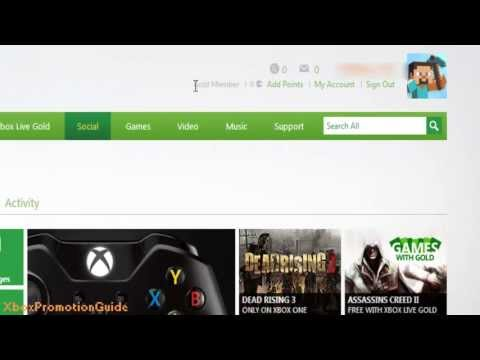 Free Xbox Live 1 Month Membership Promotion Guide! [Unlimited Renewals] [November][2013][Working!]