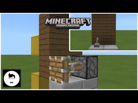 Minecraft PE SMALLEST USELESS MACHINE (PE/Xbox/Windows10/Switch)