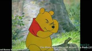 The Origins of Winnie-The-Pooh