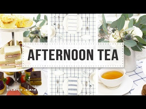 How to plan a Perfect Afternoon Tea Date - Tea for 2 | Valentines Day Idea | bizarre island