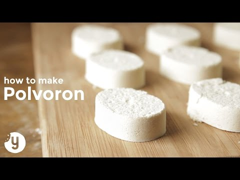 How to Make Polvoron | Yummy Ph