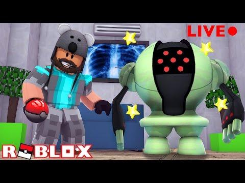 SHINY REGISTEEL + SHINY ASH-GRENINJA!!!! | Pokémon Brick Bronze [#64] | ROBLOX LIVE