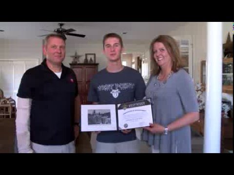Northview Student Accepted to West Point