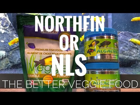 Northfin or NLS? The better veggie food
