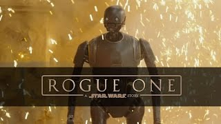 "Rogue One: A Star Wars Story ""K-2SO Featurette"""