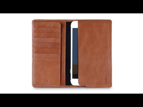 Toffee Cases Sleeve Wallet for iPhone