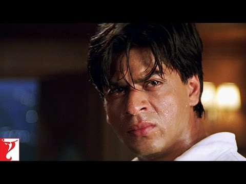 Dialogue - Mohabbatein   Maaf Kijeyega Sir   Shah Rukh Khan