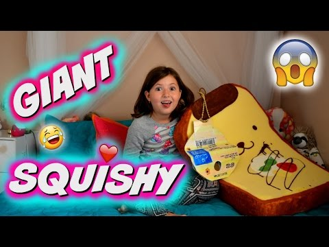 THE BIGGEST SQUISHY IN THE WORLD!!! Squishy DIY | Sedona Fun Kids TV