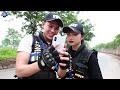 LTT Nerf War Couple SEAL X Warriors Nerf Guns Fight Criminal Group Dr Lee Man One Eyes