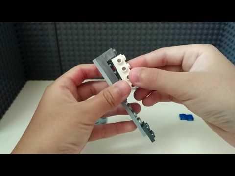 Lego Flashbang MOD Tutorial include | Lego Builder & DIY