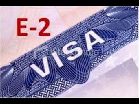 E-2 Visas for Investors