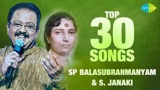S.P. Balasubrahmanyam \u0026 S.Janaki - Top 30 Songs   Rajan-Nagendra, R.N.Jayagopal   Kannada Jukebox