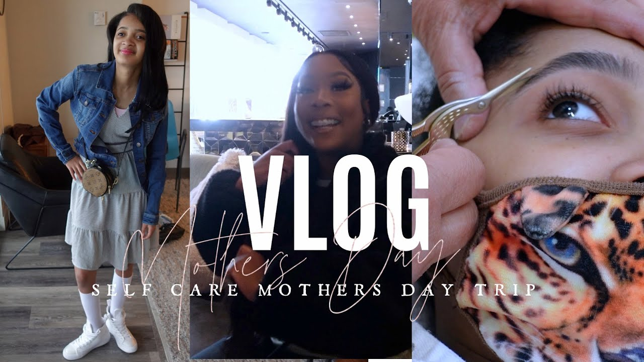 WEEKLY VLOG | Mothers Day + Meet My Daughter + Self Care Trip to Chicago | Peyton Charles