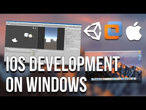 [Unity3D] Develop on Windows, Build on Virtual Machine