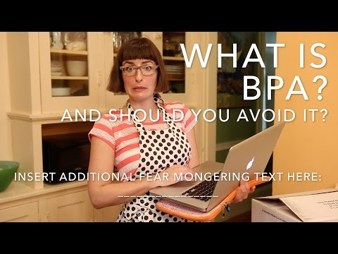 What Is BPA And Should You Avoid It?