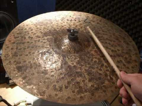 Paiste Dark Energy Dark Dry Ride 21
