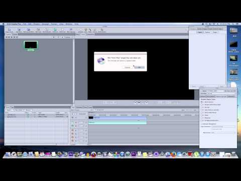How to make a DVD from DVD Studio Pro: High Quality