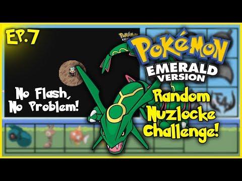 I KNOW THIS GAME LIKE THE BACK OF MY HAND!  Pokemon Emerald Random Nuzlocke Challenge! (Episode #7)