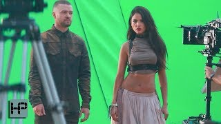 Justin Timberlake Shoots New Music Video with Eiza Gonzalez for Man of the Woods Album!