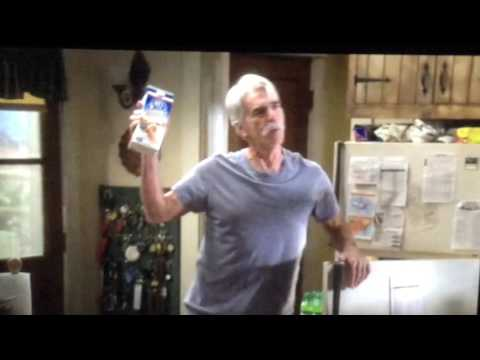 Sam Elliott on Almond Milk