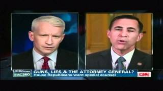 Fast and Furious: Holder's Story vs The Facts